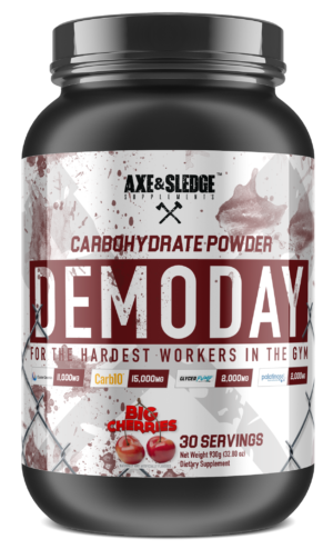 Axe & Sledge Demo Day