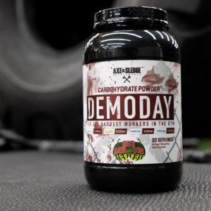 Axe & Sledge Demo Day Graphic