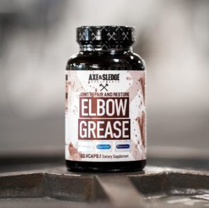 Axe Sledge Elbow Grease Gym