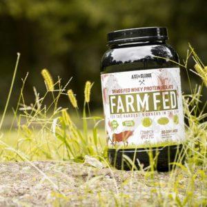 Axe & Sledge Farm Fed Grass