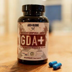 Axe & Sledge GDA+ Capsules