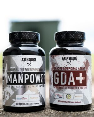 Axe Sledge GDA Man Power