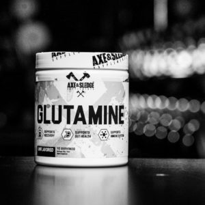 Axe & Sledge Glutamine