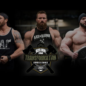 Axe & Sledge HWMF Transformation Challenge