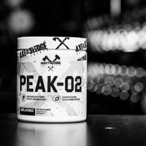 Axe & Sledge PeakO2