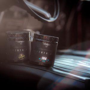 Axe & Sledge Seventh Gear Car Seat