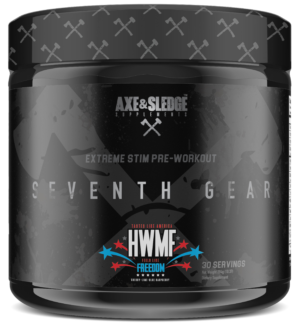 Axe & Sledge Seventh Gear HWMF