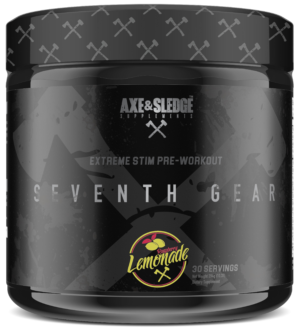 Axe & Sledge Seventh Gear Raspberry Lemonade