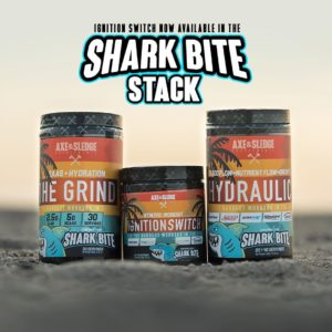 Axe & Sledge Shark Bite Stack