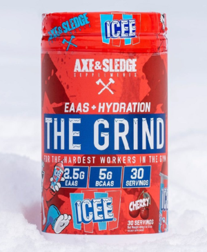 Axe & Sledge The Grind ICEE Cherry