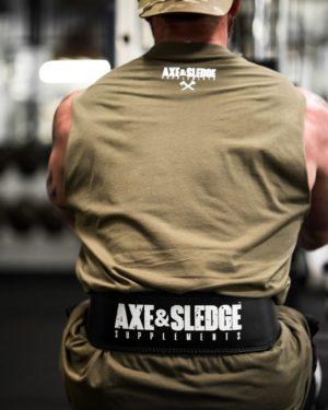 Axe & Sledge Weight Belt