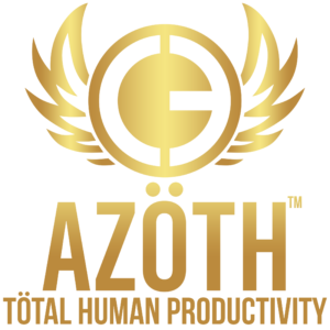 Azoth Logo Gold