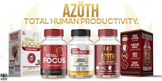 AZOTH Product Line-Up