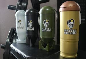 Battle Shakers