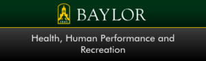 Baylor Department of Health, Human Performance, and Recreation
