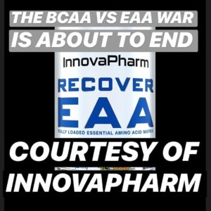 BCAA vs. EAA War
