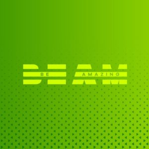 BEAM Logo Green