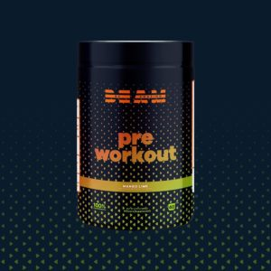 BEAM Pre Workout Mango Lime