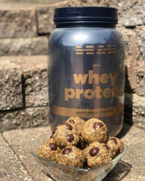 BEAM Whey Protein Recipie