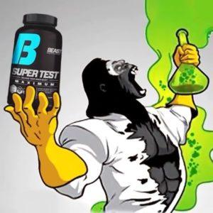 Beast Guerrilla Chemist