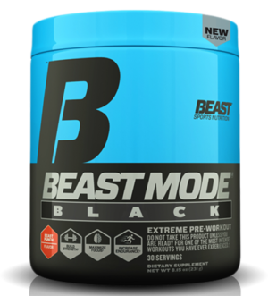 Beast Mode Black