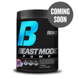 Beast Mode Pump Coming Soon