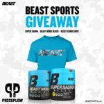 Beast PricePlow Giveaway April 2018
