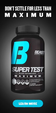 Beast SuperTest MAX: The Guerilla Chemist's Take on Testosterone!