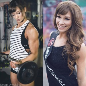 Becky Miss Canada