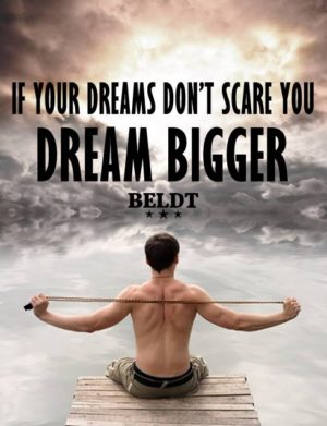 Beldt Labs Dream Bigger