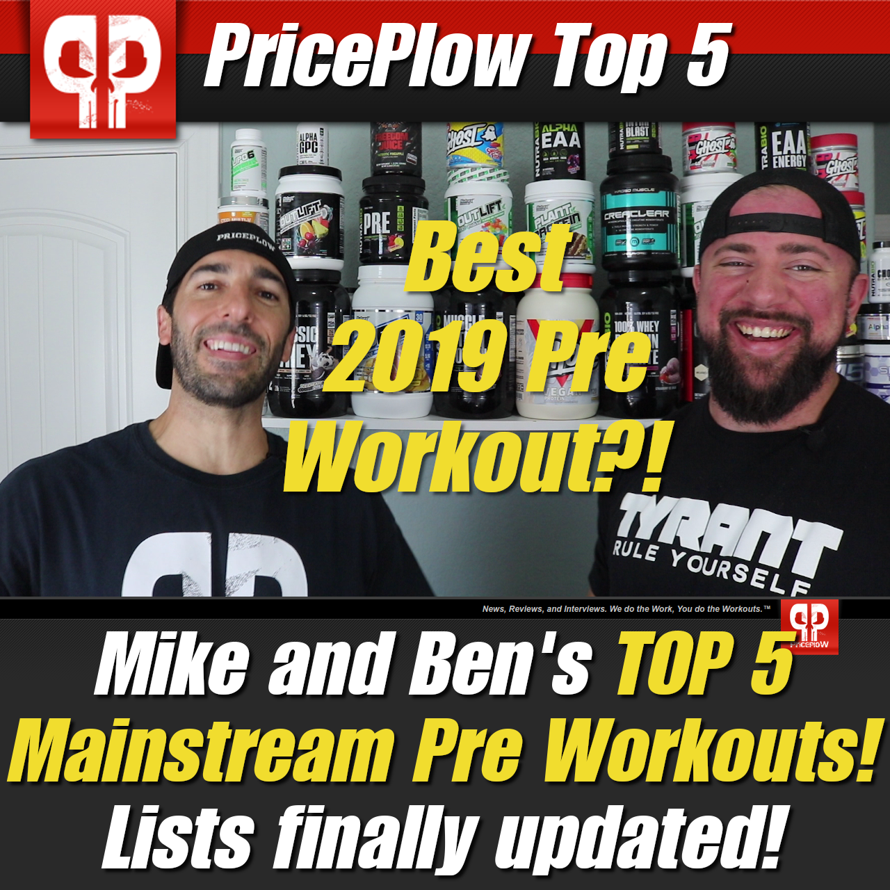 Best Pre Workout Supplement Guide for 2019: PricePlow's Top 10