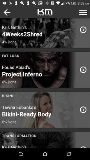 Best Workout App