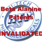 Beta Alanine Patent