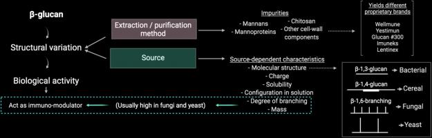 Beta-Glucans Extraction