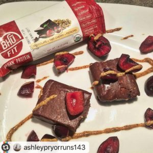 Bhu Fit Vegan Chocolate Cherry