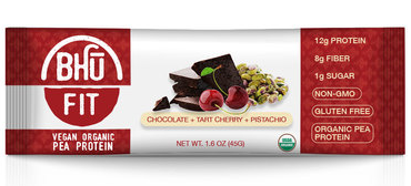 Bhu Fit Vegan Protein Bars