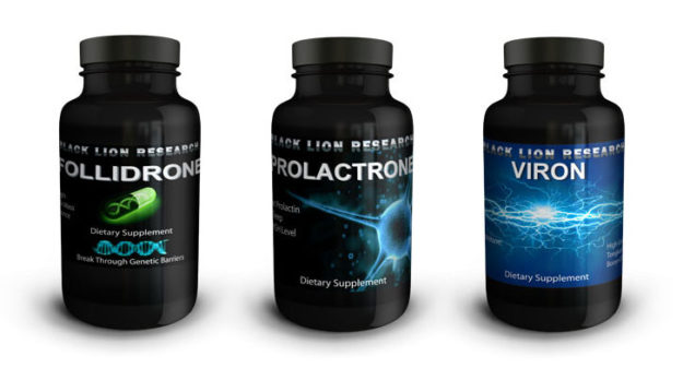 Black Lion Research Supplements
