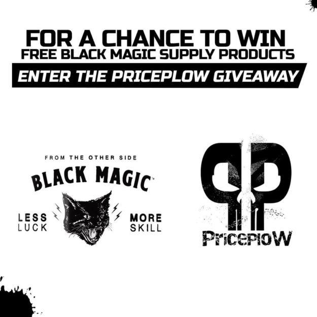 Black Magic Supply PricePlow 5k Giveaway