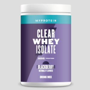 Blackberry Clear Whey Isolate