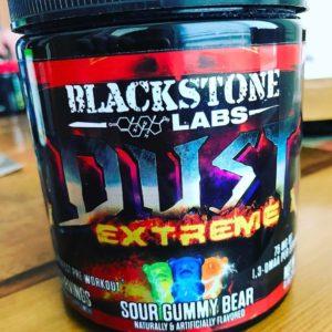 Blackstone Labs Dust Extreme Sour Gummy Bear