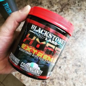 Blackstone Labs Hype Extreme Cotton Candy