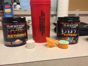 Blackstone Labs Hype Extreme Dust Extreme