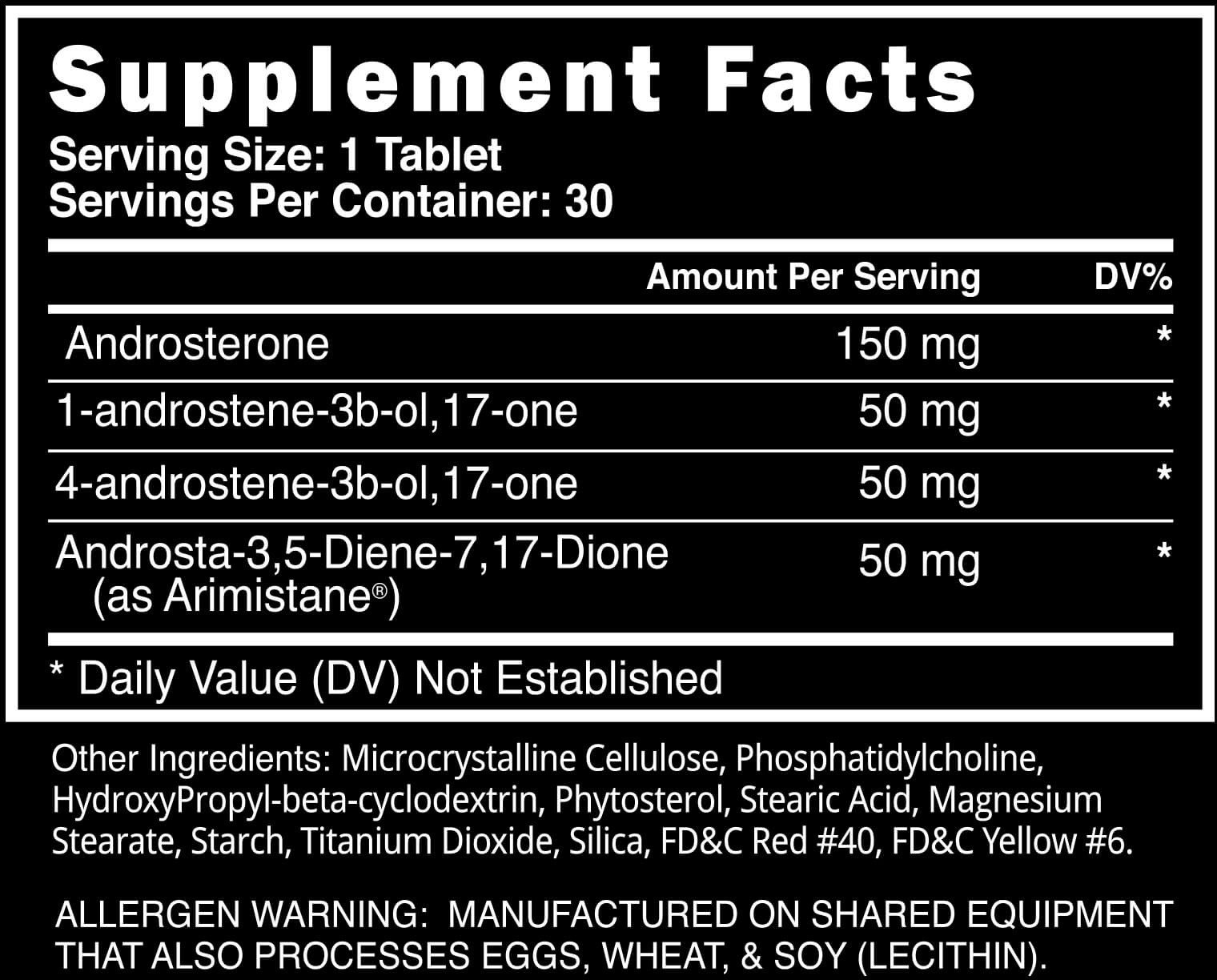 Androsta 3 5 Diene 7 17 Dione Side Effects blackstone labs metha-quad extreme
