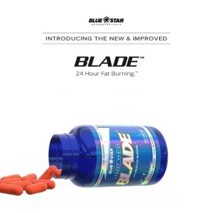Blue Star Blade New