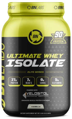 BN Labs Ultimate Whey Isolate