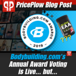 Bodybuilding.com 2019 Awards