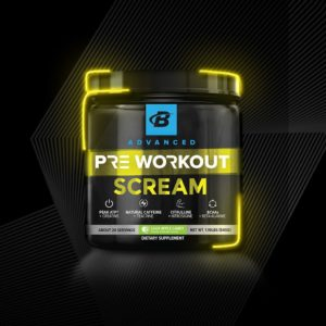 Bodybuilding.com Scream