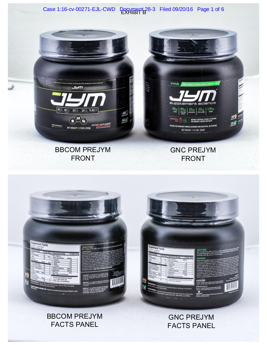 Jym Pro Natural Reviews