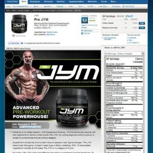 Bodybuilding vs JYM