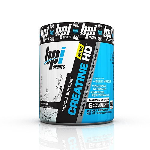 BPI Best Creatine HD